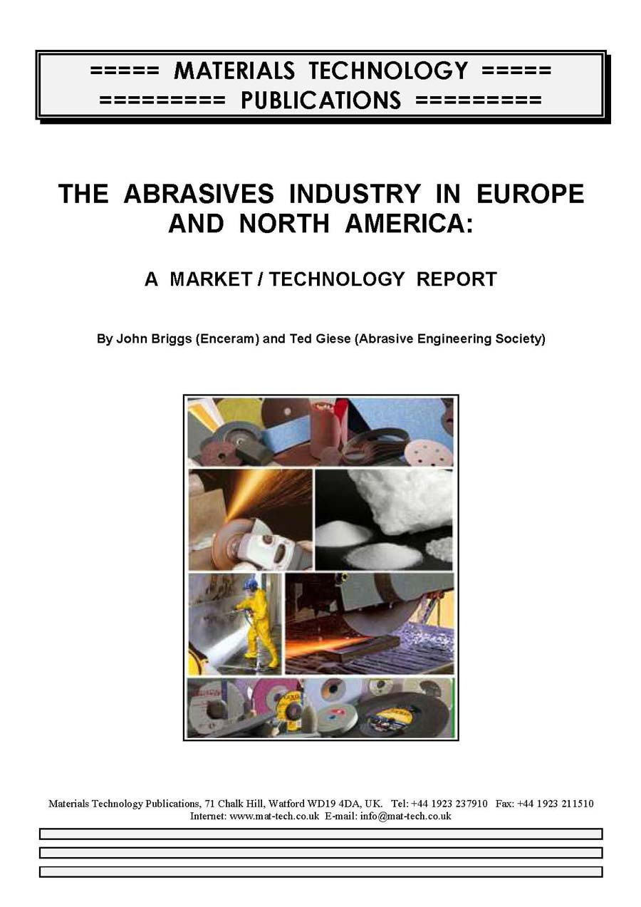 Abrasives Industry in Europe and North America